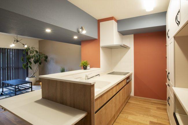 キッチンなどの設備を好みのものに変更できる中古マンションリフォーム